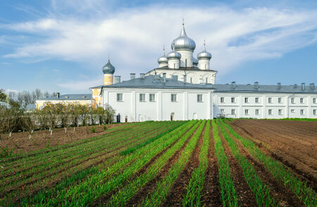 renunciation: St. Varlaam Convent of the Transfiguration of Our Savior in Veliky Novgorod, Russia
