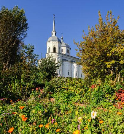 martyr: The Ancient  Church of Nikita the Martyr in Veliky Novgorod