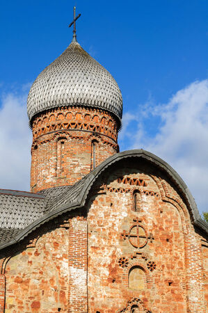 veliky: Peter and Paul Church in Kozhevniki, Veliky Novgorod