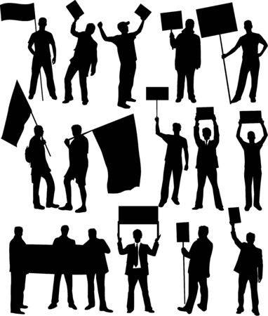 derechos humanos: Demostrar 1