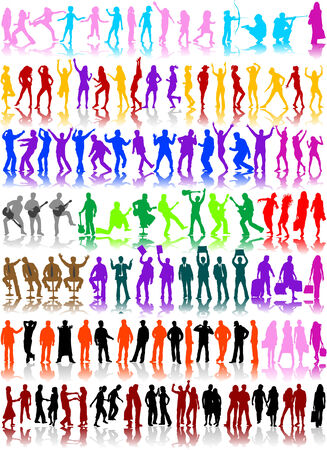 Big collection - mpeople -color