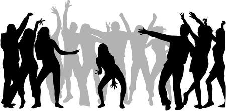 just dance 1 Vector