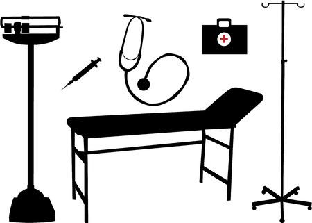 hilfsmittel: Medizinische Icons