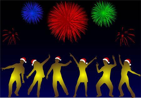 firecracker: New year 2009