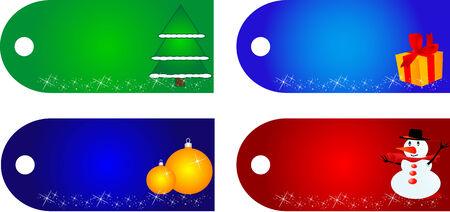Regalo de Navidad  Foto de archivo - 8349698