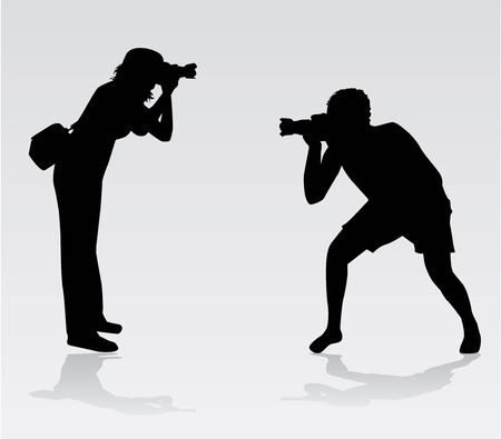 photographing: Photographers