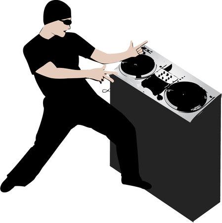 disk jockey:   Disk Jockey