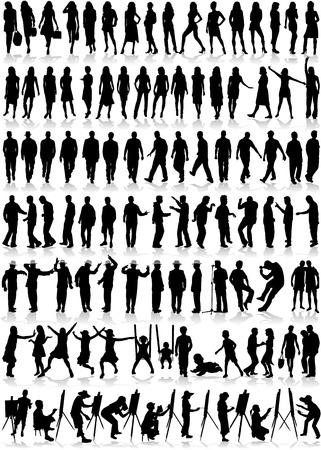 100 diversi profili situazionale