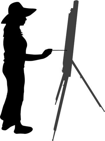 painter Stock Vector - 8741563