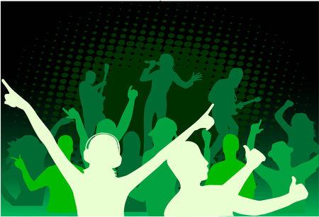 party Иллюстрация