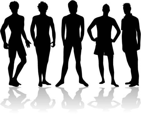 conquest: figures of men