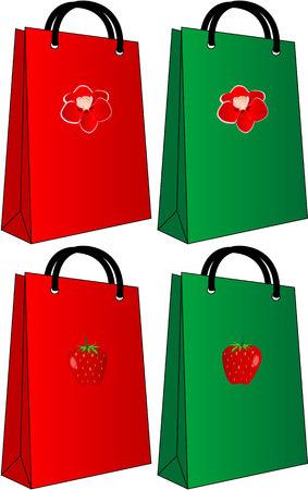 Bag on shopping