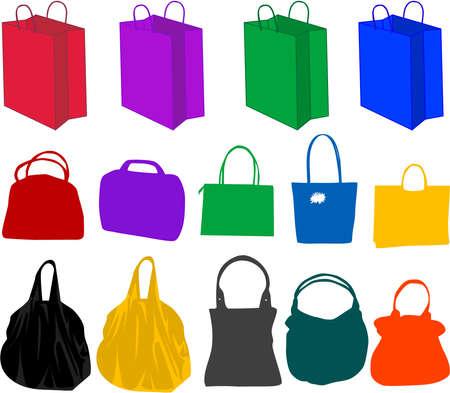 Hand-bag 2 Illusztráció