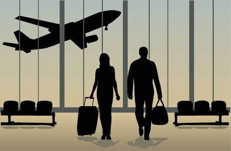 baggage: Flughafen