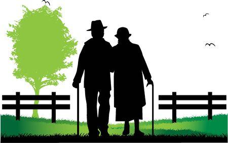 granddad: Senior Walk