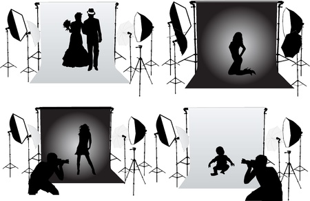 shadow match: Studio Photography - photo sessions