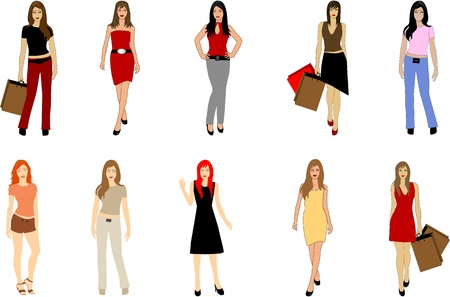 glamur: Women Models