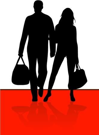 copule: Travel Copule, vectors work