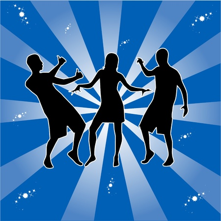 disco dancer: Fun good