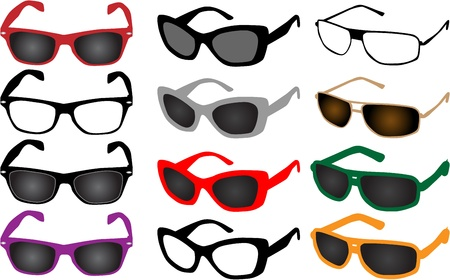 Sunglasses Stock Vector - 14481557