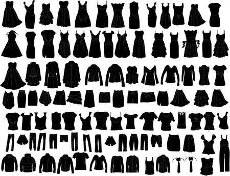 гардероб: Вечерние платья и аксессуары