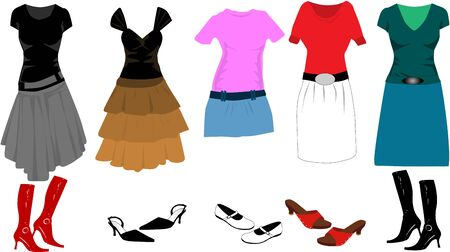 shadow show: women clothes