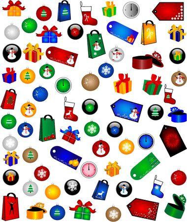 Christmas Decorations -big collection