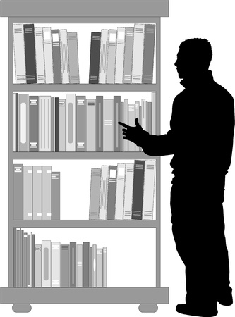 library Stock Vector - 16701704