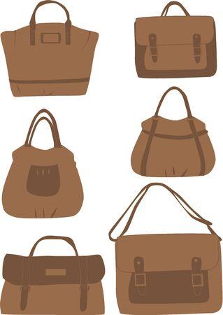 women purses Stock Vector - 16701642