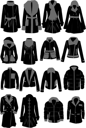 dressy: collection of clothes
