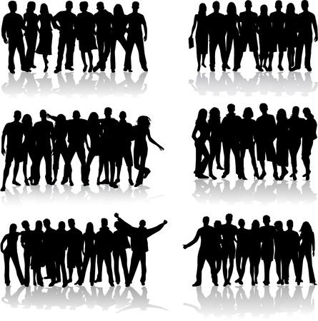 Groep mensen