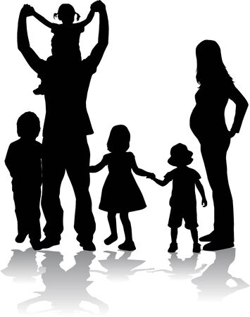 famiglia numerosa: Famiglia numerosa