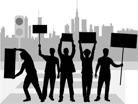 manifest: Street Demonstration
