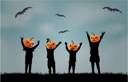 halloween kids: Party -Halloween