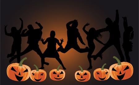 Partei -Halloween Standard-Bild - 32241089