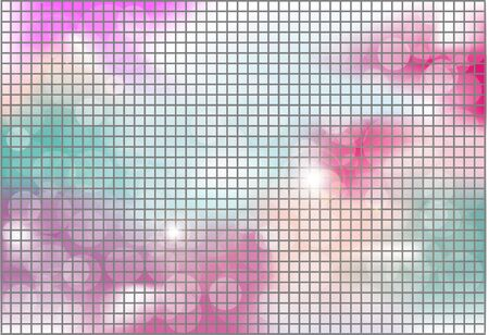 reticular: abstract wallpaper