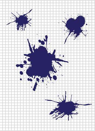 smirch: Splash painting