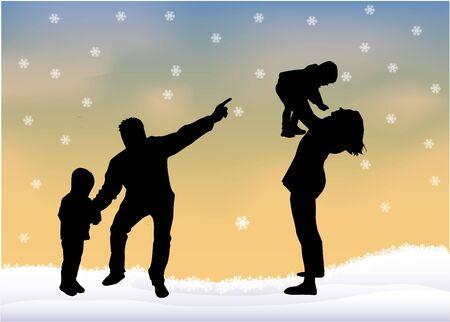 family: Christmas Family.