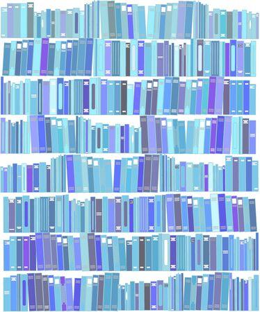 Books - vector illustration. Illustration