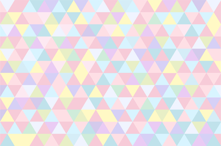 Colorful geometric background. Ilustração