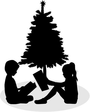 A child with a book. Zdjęcie Seryjne - 125643429