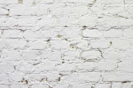 Verniciato bianco muro di fondo. struttura