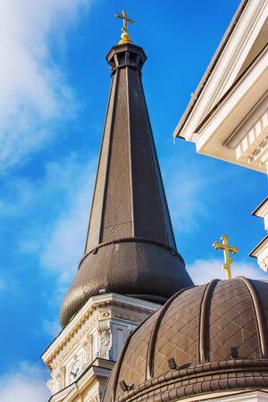 odessa: Cathedral Square - Odessa, Ukraine Stock Photo