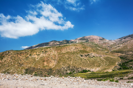 Landscapes near Kleftiko, Milos