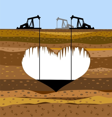 Oil-extracting industry