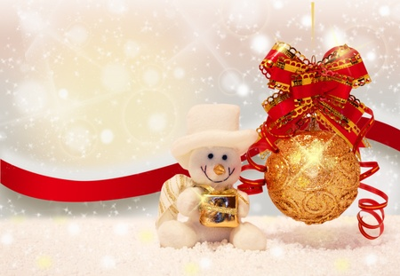 Christmas background Stock Photo - 11647683