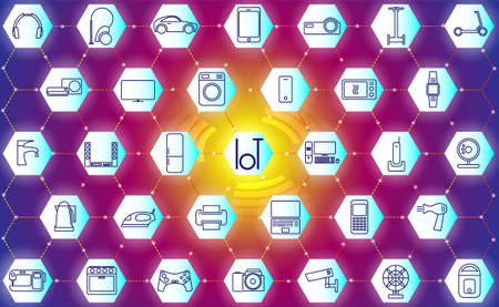 Internet of things, IOT