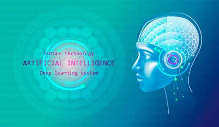 Artificial intelligence Digital Brain