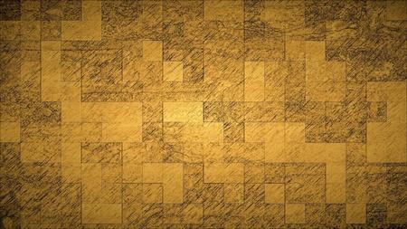 creative: Paper mosaic textured geometrical background