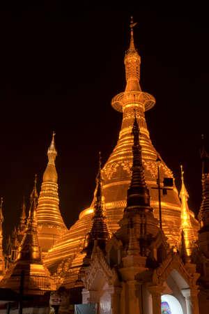 Shwedagon Pagoda photo